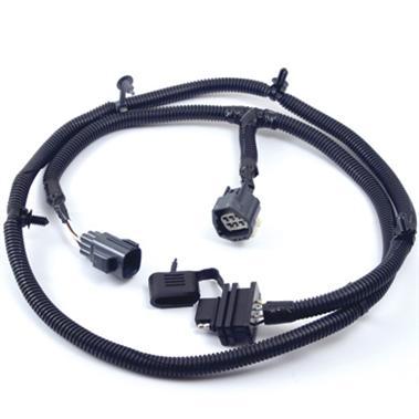jk wrangler trailer wiring harness by mopar extremeterrain com blog rh blog extremeterrain com 1994 Jeep Wrangler Wiring Harness 2000 Jeep Wrangler Wiring Harness