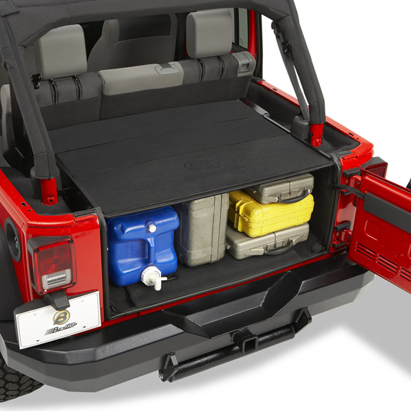 Lift Kits For Jeeps >> Get More with Racks and Storage for Jeeps – ExtremeTerrain ...