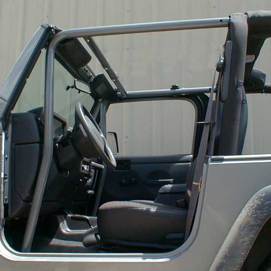 Jeep Roll Bars and Roll Cages
