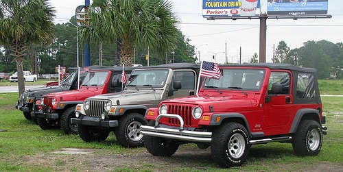 What To Look For When Buying A Used Jeep X