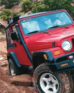 Should You Install a Snorkel on Your Jeep?