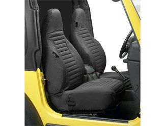 High Back Bucket Seat Covers For Jeep 1997 02 Wrangler