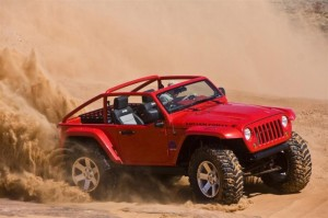 2010 Jeep Concept Lower Forty