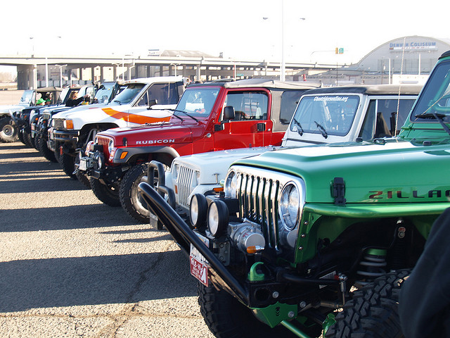 Jeep Club Meet