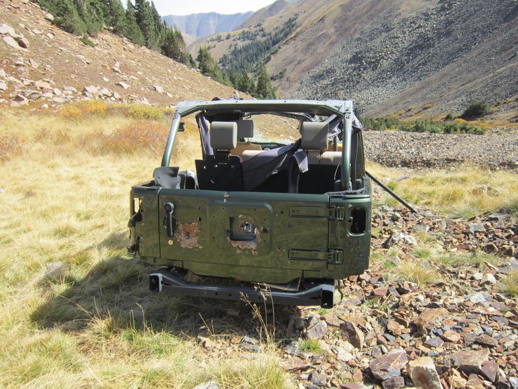Stolen JK Saved by Local Jeep Club – ExtremeTerraincom Blog