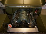Willys Jeep Engine with LS1 Swap