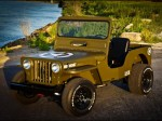 1952 Jeep Willys with LS1 Motor Swap