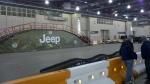 Philadelphia Auto Show Jeep Wrangler Exhibit
