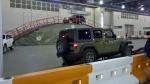 2013 Jeep Wrangler at Phildelphia Auto Show