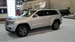 Jeep Grand Cherokee at 2013 Philly Auto Show