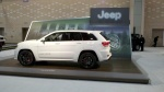2013 Jeep Grand Cherokee At 2013 Philadelphia Auto Show