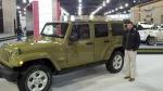 2013 Philadelphia Auto Show Jeep Wrangler