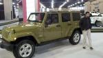 2013 Philadelphia Auto Show 2013 Jeep Wrangler