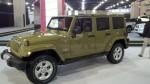 2013 Philadelphia Auto Show 2013 Jeep Wrangler 4 Door