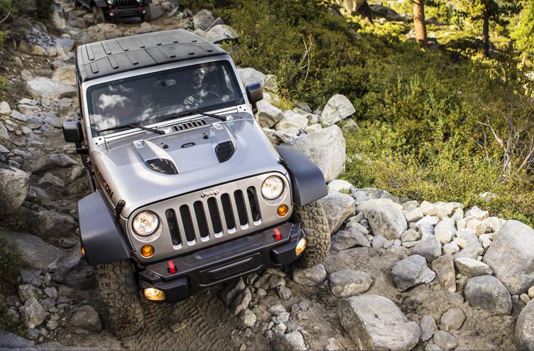 2013 10th Anniversary Edition Jeep Wrangler