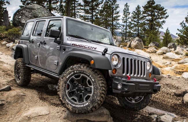 2013 10th Anniversary Edition Jeep Wrangler
