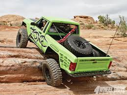 Wheeling Jeep Comanche