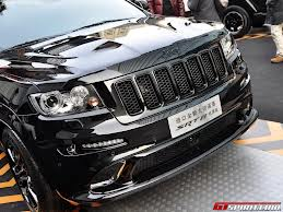 Black Edition Chinese SRT8 by Jeep