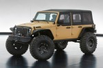 Sand Trooper - 2013 Concept Jeep Wrangler