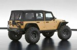 Sand Trooper - 2013 Jeep Wrangler Concept Vehicle