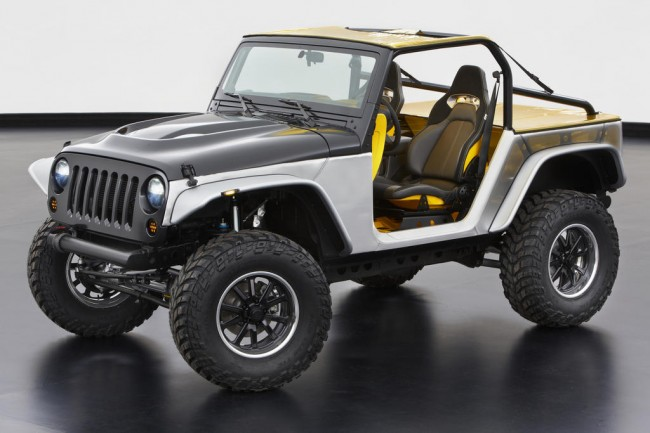 Stitch - Lightweight Wrangler Based on 2011 Pork Chop