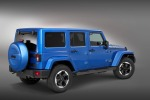 2014 Polar Edition Jeep Wrangler Rear
