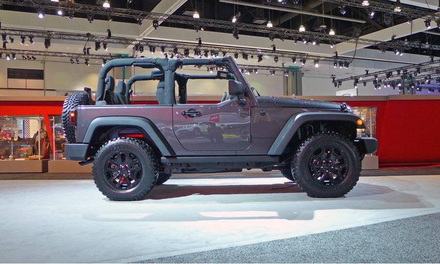 jeep is coming out with willys wheeler edition wrangler in. Black Bedroom Furniture Sets. Home Design Ideas