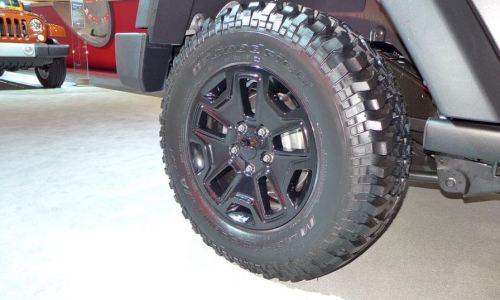 Wrangler Tire
