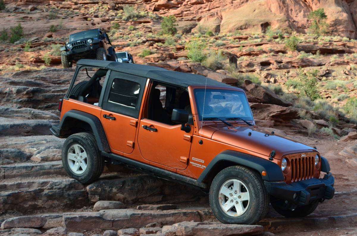 Tips and Tricks for Wheeling your Stock Jeep Wrangler