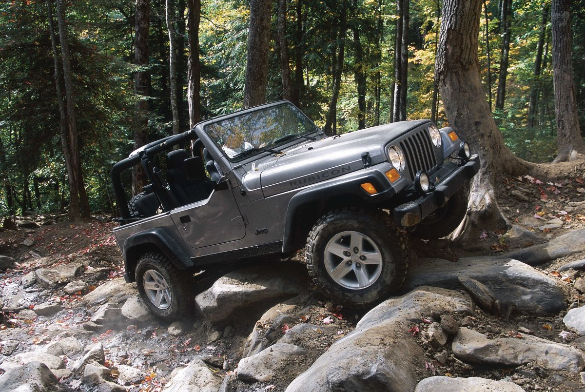 Beginners Guide to Modifying Jeep Wranglers