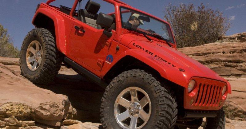 2010 Jeep Wrangler Concept