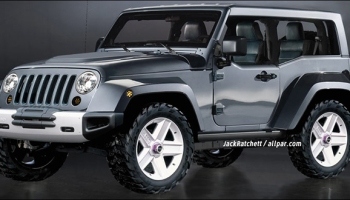 QA What are the different types of Jeep Wranglers