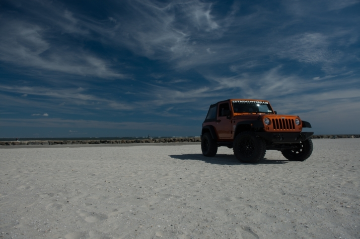 Jeep Wrangler Survival Guide