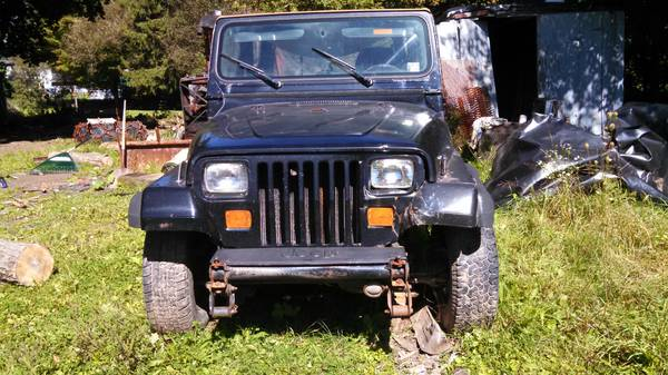 Craigslist Restoration Wrangler Of The Week
