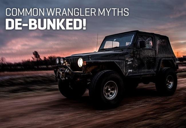 Wrangler Myths