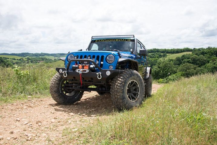 Project Trail Force Front