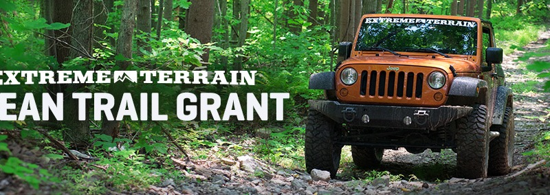ExtremeTerrain Clean Trails Program