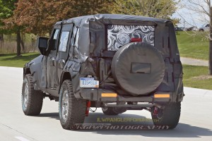 2018 Jeep Wrangler Tail Lights