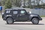 2018 JL Jeep Wrangler Aluminum