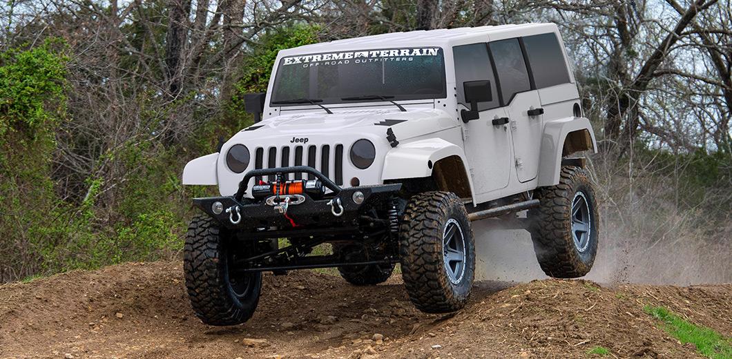 Jeep wrangler 4 cylinder