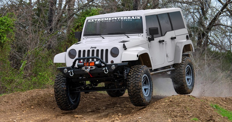 Breaking News 2018 Wrangler To Get 300 HP Turbo 4cylinder