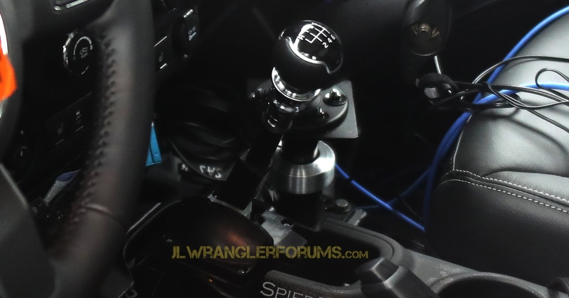 Breaking 6 speed manual confirmed for the 2018 jl jeep wrangler 2018 wrangler manual transmission publicscrutiny Choice Image