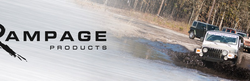 Rampage Jeep Wrangler Parts