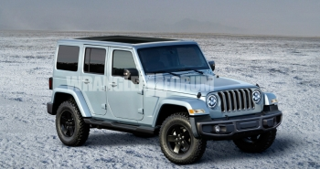 Leaked 2018 Jeep Wrangler To Get 3 New Top Options Including