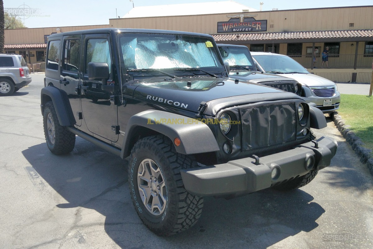BREAKING: Diesel Engine Confirmed For 2018 Jeep Wrangler!