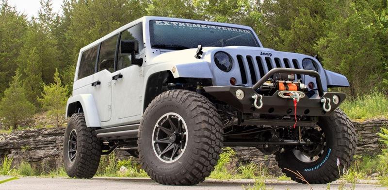 2018 JL Jeep Wrangler