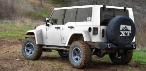 2018 Jeep Wrangler JL Rear view