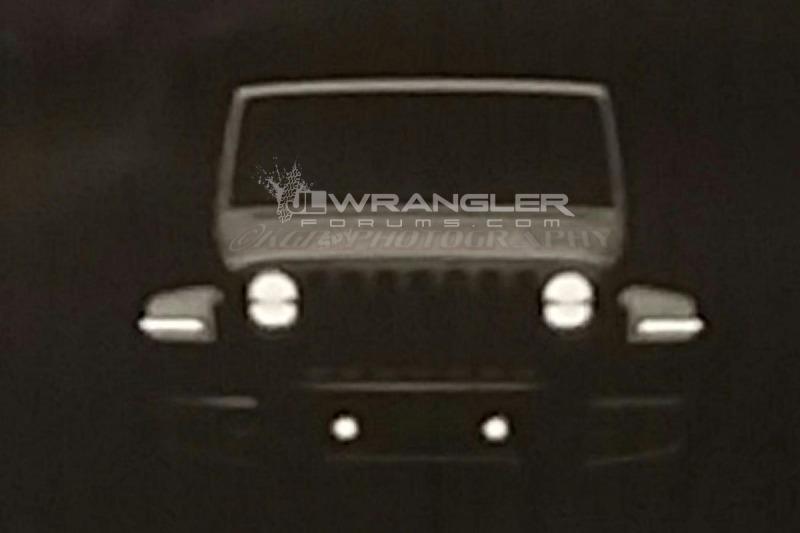 2018 JL Wrangler Image