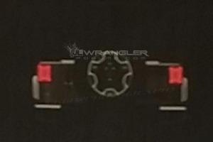 2019 JT Wrangler Pickup Truck Rear