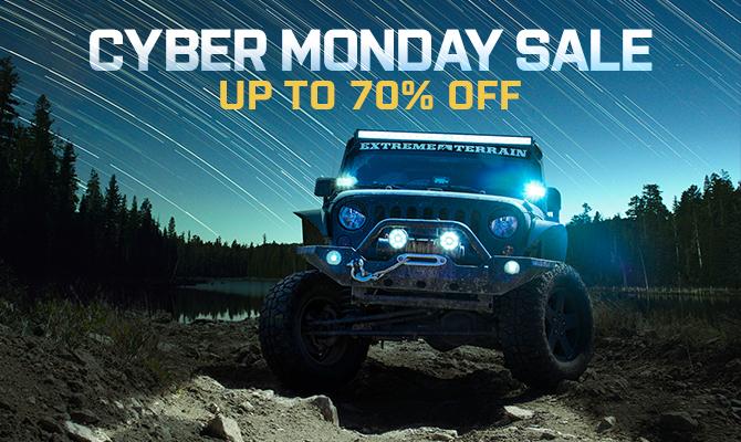 ExtremeTerrain Cyber Monday Sale
